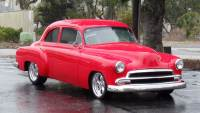 1951 Chevrolet Deluxe FRAME OFF RESTORATION-PRO TOURING-HIGH/SHOW QUALITY-FROM VIRGINIA-SEE VIDEO