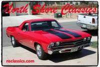 1968 Chevrolet El Camino ORIGINAL SS- PRO STREET