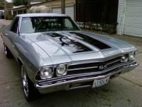 1969 Chevrolet El Camino CUSTOMER SOLD -RETURNED