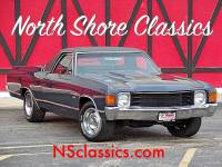 1972 Chevrolet El Camino REBUILT NUMBERS MATCHING CHEVY-VERY RELIABLE