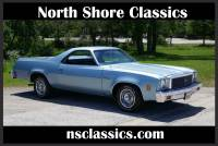 1976 Chevrolet El Camino -FAMILY OWNED SINCE NEW-ORIGINAL AND WELL MAINTAINED- SEE VIDEO