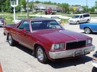 1979 Chevrolet El Camino RUST FREE FROM ARIZONA