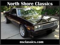 1983 Chevrolet El Camino -LOW MILES ON NEW BUILD