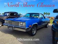 1985 Chevrolet El Camino NEWER PAINT-FROM FLORIDA-WORKING AC-