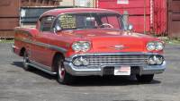 1958 Chevrolet Impala 348 TRI POWER-CLEAN RARE CAR-SEE VIDEO