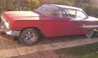 1960 Chevrolet Impala HARD TO FIND- WE CAN RESTORE THIS FOR YOU