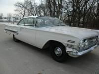 1960 Chevrolet Impala BARN FIND-ULTRA RARE