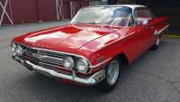 1960 Chevrolet Impala -348 BIG BLOCK CHEVY- 3 DUECES AND ELECTRIC CUTOUTS-