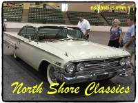 1960 Chevrolet Impala - 2 OWNER IMPALA- WITH OVERDRIVE-