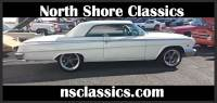 1962 Chevrolet Impala - FRESH 355 V8 WITH A 4-SPEED MANUAL TRANS-