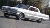 1963 Chevrolet Impala NEW LOW PRICE-JUST LOWERED-SS Super Sport Look-Cruise Night Car-SEE VIDEO
