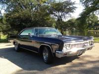 1966 Chevrolet Impala 396 BIG BLOCK-FACTORY AC