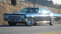 1966 Chevrolet Impala SS 396 Badged-SEE VIDEO