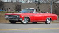1966 Chevrolet Impala SS Super Sport Convertible
