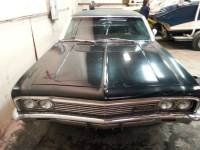 1966 Chevrolet Impala SS-Original Super Sport Project