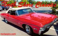 1968 Chevrolet Impala -DOCUMENTED CANADIAN BUILD-
