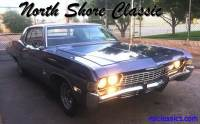 1968 Chevrolet Impala - Numbers Matching -