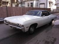 1968 Chevrolet Impala -BIG BLOCK SUMMER FUN-RESTORE AND DRIVE-