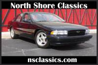 1996 Chevrolet Impala -SS-LIKE NEW-VERY LOW MILES-LIKE NEW-MUST SEE- ONLY 1 OWNER- SEE VIDEO