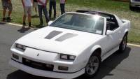 1986 Chevrolet Iroc Z28-5.7 WITH 5 SPEED MANUAL-RARE COMBO-RUST FREE FROM NORTH CAROLINA