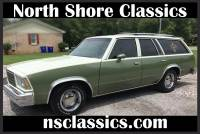 1979 Chevrolet Malibu Wagon - STRAIGHT AND CLEAN CLASSIC CRUISER STATION WAGON-