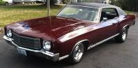 1970 Chevrolet Monte Carlo -A TRUE SS 454!!