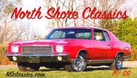 1970 Chevrolet Monte Carlo SS454-RESTORED SUPER SPORT WITH AC-SUPER CLEAN & SLICK-SEE VIDEO