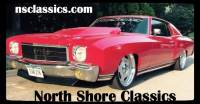 1970 Chevrolet Monte Carlo - 454 BIG BLOCK WITH SUPERCHARGER ON AIR RIDE - SEE VIDEO
