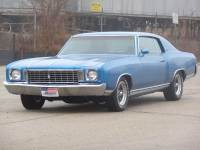 1972 Chevrolet Monte Carlo BIG BLOCK-FRAME OFF RESTORED--SEE VIDEO
