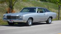 1972 Chevrolet Monte Carlo Numbers Matching-SEE VIDEO