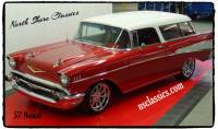 1957 Chevrolet Nomad RUST FREE-RESTORED FROM CALIFORNIA-NEW LOW PRICE-SEE VIDEO
