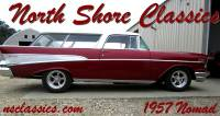 1957 Chevrolet Nomad RUST FREE!