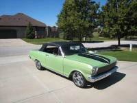 1962 Chevrolet Nova PRO TOUR SET UP-LT1 ENGINE-FULL RESTORED