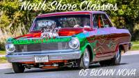1965 Chevrolet Nova ProStreet Blown-ALL CUSTOM BUILD-WOW WOW WOW