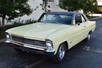 1966 Chevrolet Nova II SUPER SPORT