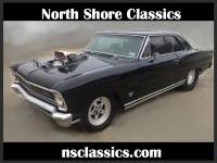 1966 Chevrolet Nova - WELL BUILT CUSTOM PRO STREET CLASSIC - SEE VIDEO