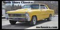 1966 Chevrolet Nova - SUPER SPORT- 355 SBC WITH TURBO TRANS-