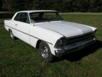 1967 Chevrolet Nova PROJECT CAR-Chevy II 2 door Hard Top- CAN BUILD FOR YOU