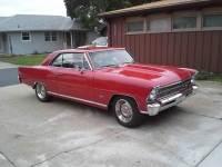 1967 Chevrolet Nova SUPER SPORT-STROKED