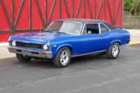1968 Chevrolet Nova -WOW BIG BLOCK 4-SPEED-SEE VIDEO-