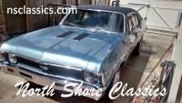 1969 Chevrolet Nova -SS CLONE- QUALITY DRIVER