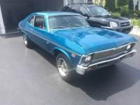 1969 Chevrolet Nova READY FOR SUMMER