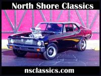 1970 Chevrolet Nova SUPERCHARGED 355-BLACK ON BLACK BEAST!- SEE VIDEO