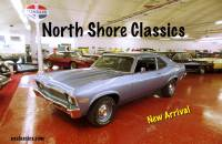 1971 Chevrolet Nova BIG BLOCK 396 WITH 4 SPEED-MINT CONDITION