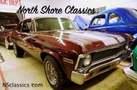1972 Chevrolet Nova RESTORED SUPER CLEAN CHEVY-FROM ALABAMA-DOCUMENTED-SEE VIDEO