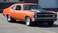 1972 Chevrolet Nova Super Sport SS- BUILT FOR THE STREET-NEW LOWER PRICE