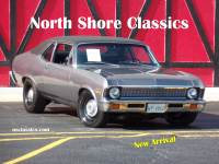 1972 Chevrolet Nova -468-FULLY RESTORED BIG BLOCK SLEEPER-READY FOR SHOWS-SEE VIDEO