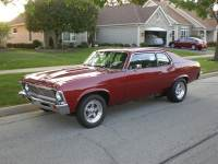 1973 Chevrolet Nova 502 BIG BLOCK