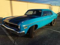1973 Chevrolet Nova POST CAR
