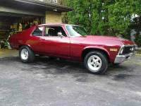 1974 Chevrolet Nova -BEAUTIFUL BURGUNDY